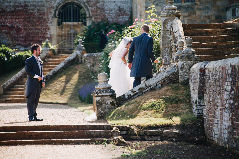 Penshurst Place wedding photographer