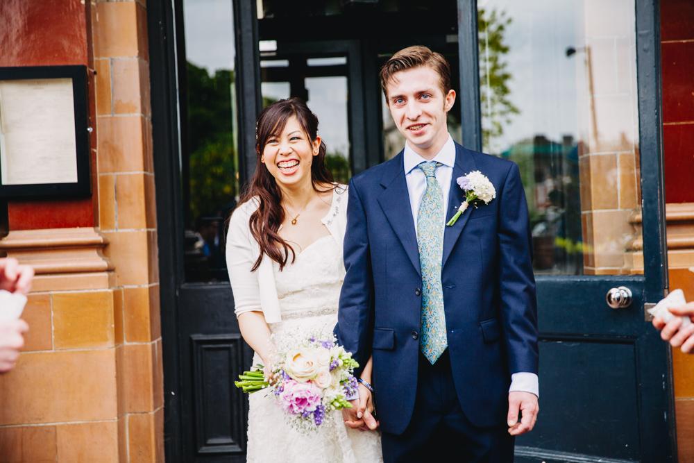 The Rosendale wedding photographer