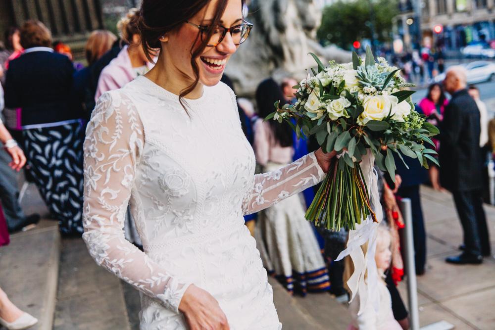 Leeds town hall wedding photographer