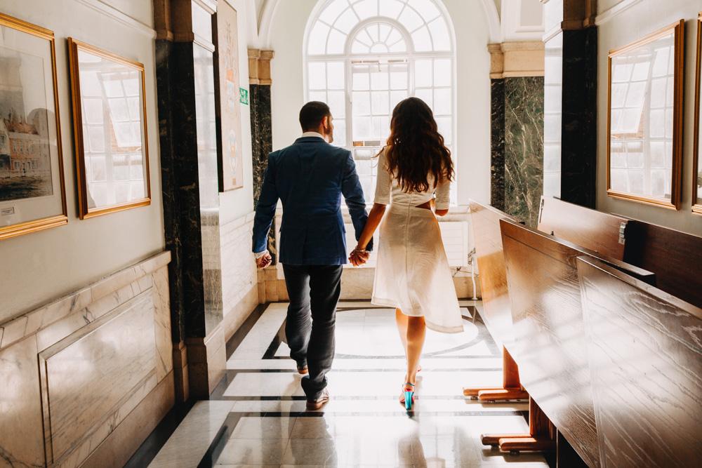 Islinton town hall wedding photographer