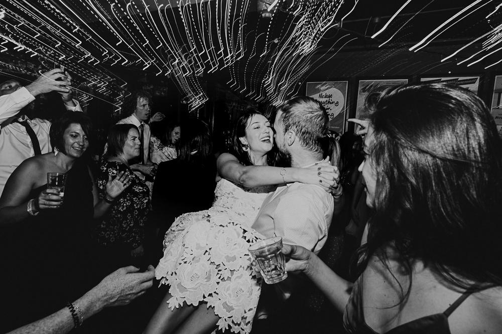 The Asylum Camberwell, Maverick projects, Wedding Photographer, Lucy Judson Photography