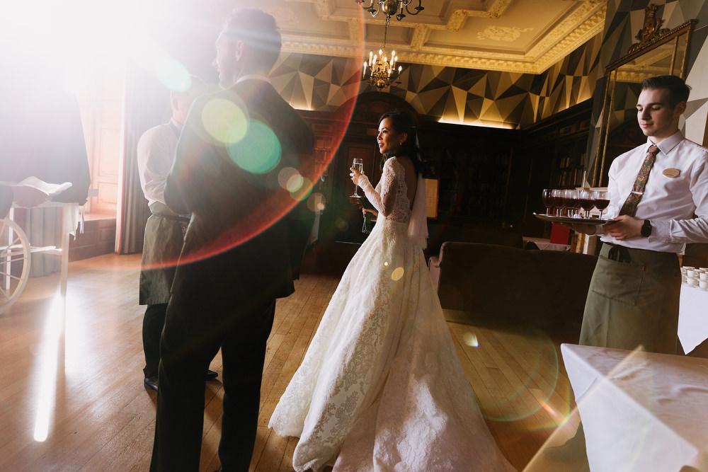 Eynsham Hall Wedding Photographer, Lucy Judson Photography