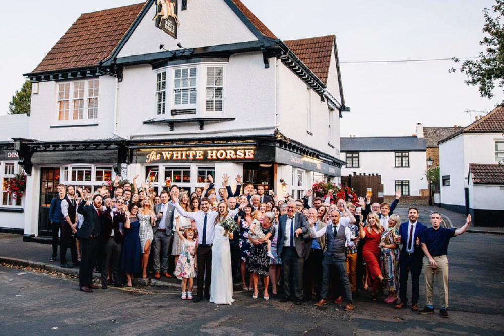 The White Horse Wedding Photographer, Lucy Judson Photography